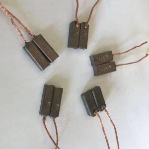 Alternator carbon brushes