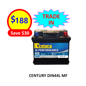 DIN44L MF - CARS & PASSENGER VEHICLES BATTERY