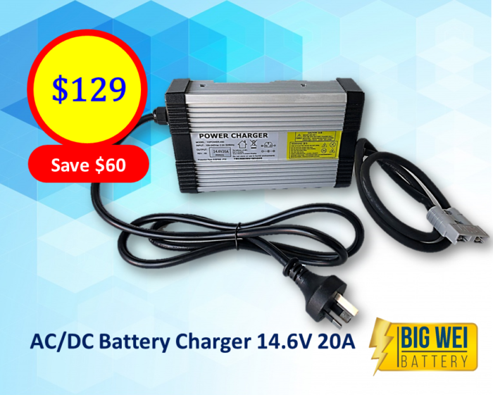 Battery charger - AC adapter
