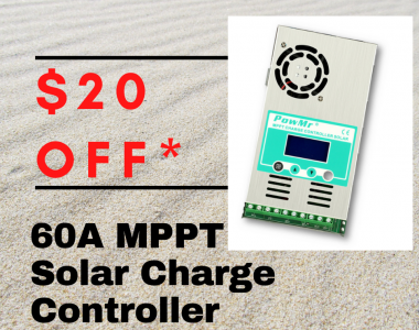 60A Solar Charger